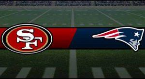 49ers vs Patriots Result NFL Score