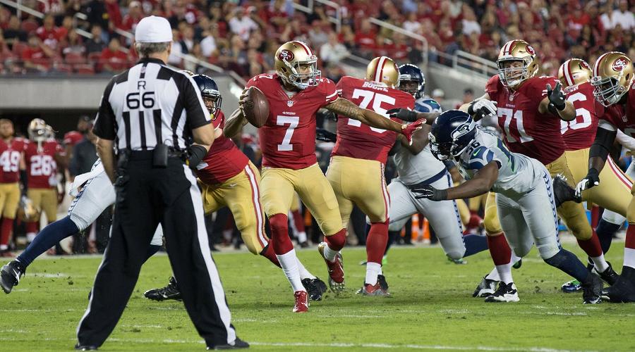 49ers vs Seahawks