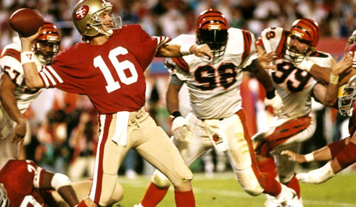 49ers Joe Montana