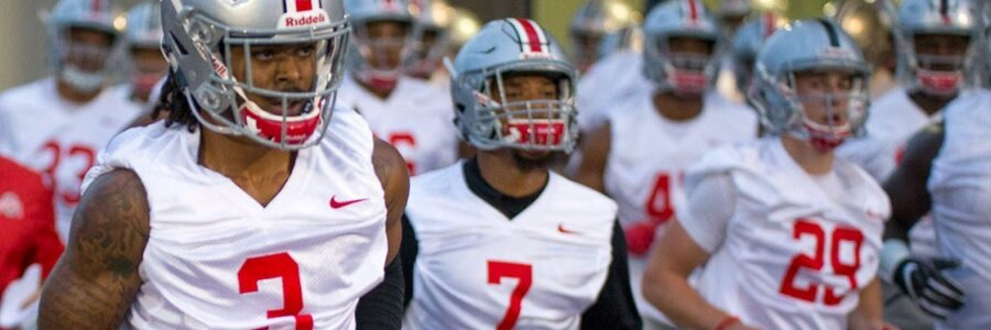 If you're thinking about betting on the Ohio State Buckeyes to win the Big ten title this coming season, don't do it!