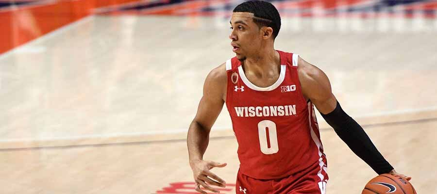 #5 Illinois vs #23 Wisconsin Road to March Madness