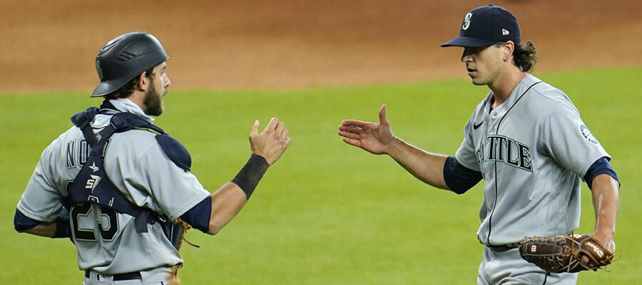 Mariners vs Astros
