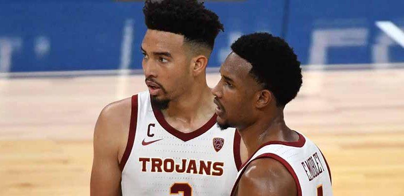 #6 USC vs. #3 Kansas NCAA Tournament Round of 32