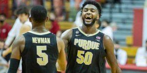 #7 Michigan vs Purdue