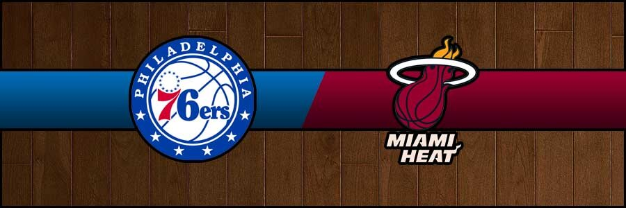 76ers vs Heat Result Basketball Score