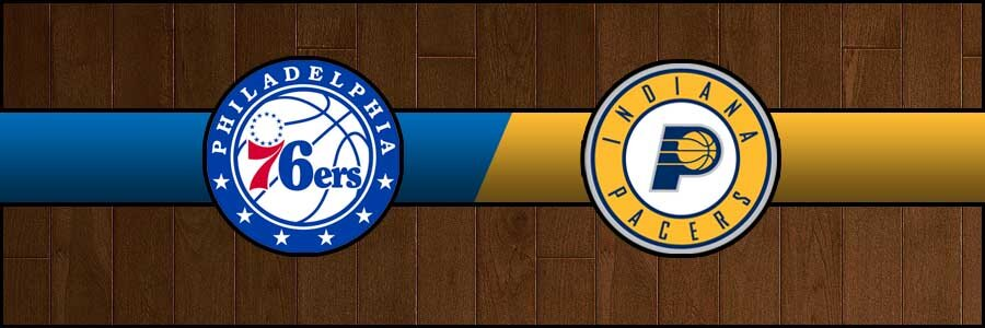 76ers vs Pacers Result Basketball Score