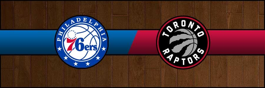 76ers vs Raptors Result Basketball Score