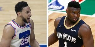 76ers vs. Pelicans NBA Ben Simmons, Zion Williamson Both Out Of Season Opener