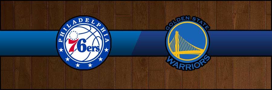 76ers vs Warriors Result Basketball Score