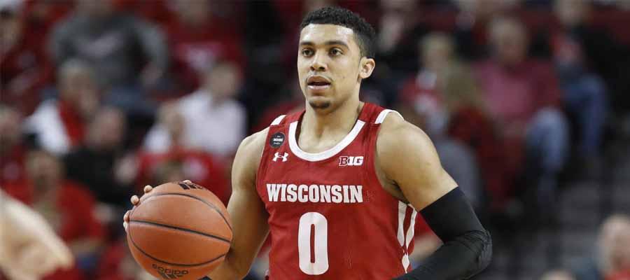 #9 Wisconsin vs Rutgers