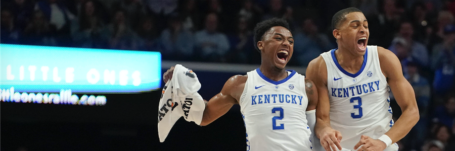 Auburn vs Kentucky March Madness Odds / Live Stream / TV Channel, Date / Time & Preview