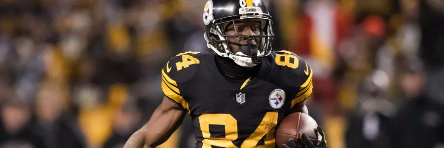 Steelers vs Ravens NFL Week 9 Odds & Expert Pick