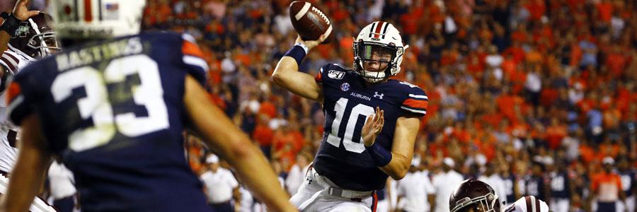 Auburn vs Florida 2019 College Football Week 6 Odds, Game Info & Prediction.