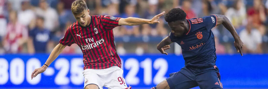 AC Milan vs Benfica 2019 International Champions Cup Lines & Prediction.