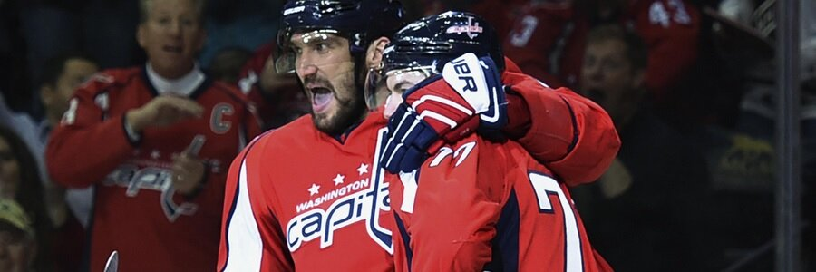 APR 04 - Betting Predictions For The 2017 NHL Playoffs