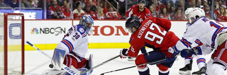 APR 07 - NHL Free Picks For The Washington At Boston Match