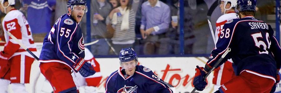 APR 12 - Columbus At Pittsburgh NHL Game 1 Winning Predictions