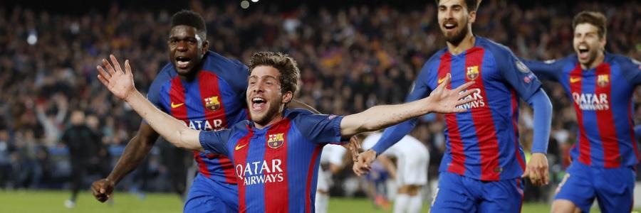 APR 18 - Barcelona Vs Juventus UEFA Expert Picks