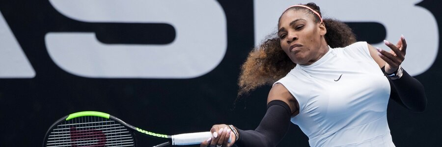 APR 24 - Bankroll-Boosting Baby Bets Take Center Stage Thanks To Serena Williams Betting Props Odds