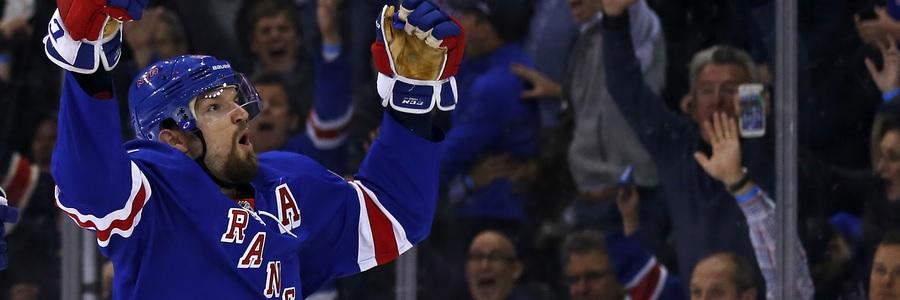 APR 26 - NHL Game 1 Expert Picks For New York At Ottawa