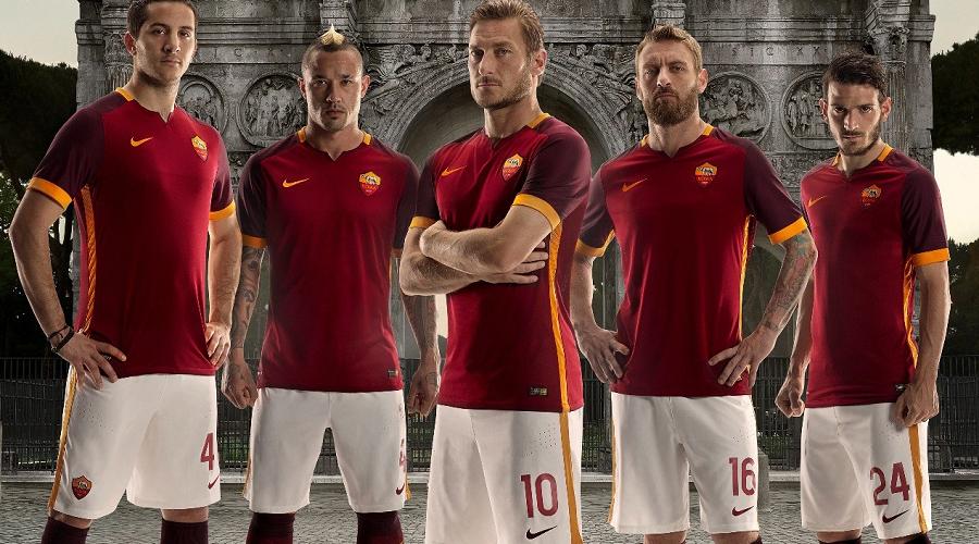 AS Roma 2015