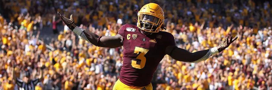 Arizona State vs Utah 2019 College Football Week 8 Lines & Game Preview.