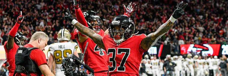 Chiefs at Falcons is scheduled for Friday Night.