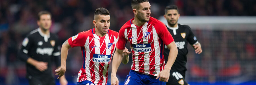 Atletico Madrid is the favorite at the Soccer Betting Odds to win the UEFA Europa League.