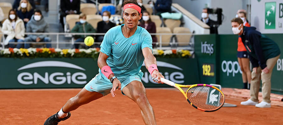 ATP 2021 French Open Betting Update - Men's Singles