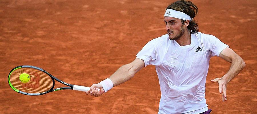 ATP 2021 French Open Betting Update: Tsitsipas Edges out Zverev