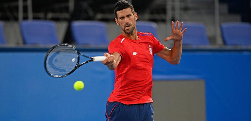 ATP 2021 US Open Betting Update: Novak Djokovic Favored to Win
