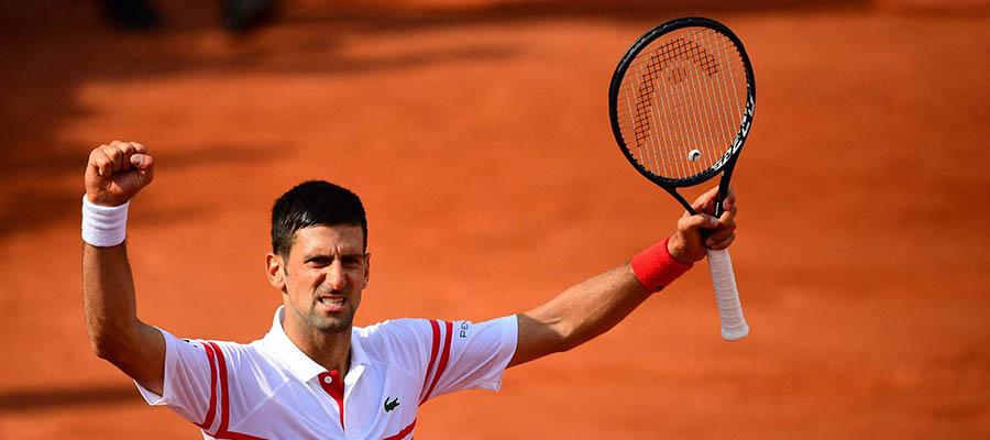 ATP & WTA 2021 French Open Betting Update: Zidanšek on a Roll, Djoković Dodges the Bullet