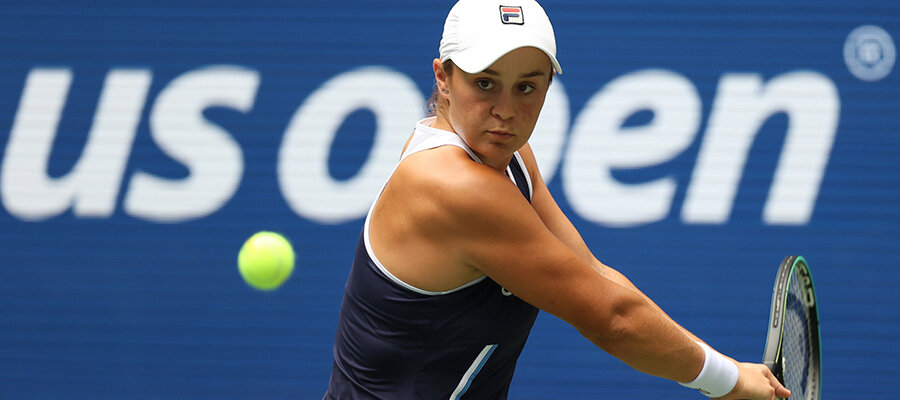 ATP & WTA 2021 US Open Betting Update: Barty Carries the Flag For Australia as Her Compatriots Crash out