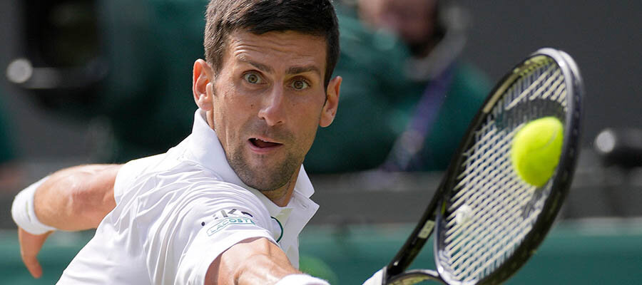 ATP & WTA 2021 US Open Betting Update: Novak Djokovic and Ashleigh Barty Lead The Way