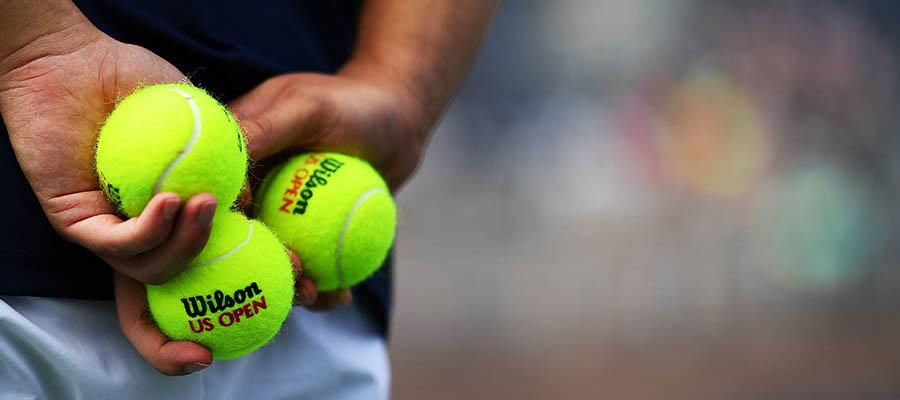 ATP & WTA 2021 US Open Top 3 Odds Favorite's To Win