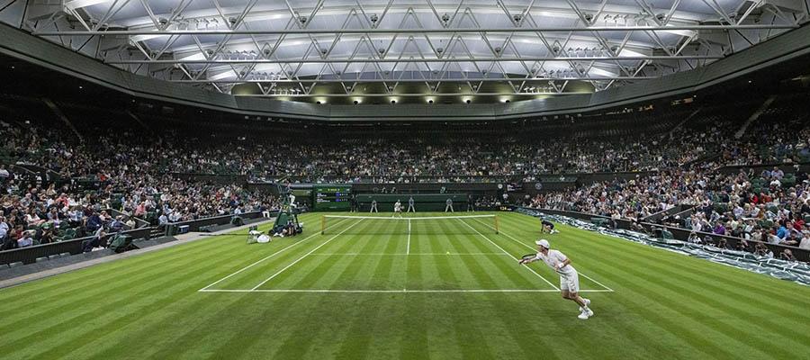 ATP & WTA 2021 Wimbledon Betting Update: Khachanov, Swiatek, and Swiatek into Round Four