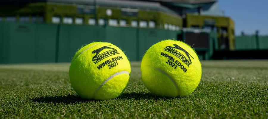 ATP & WTA 2021 Wimbledon Betting Update: Simona Halep and Djokovic Odds Favorites