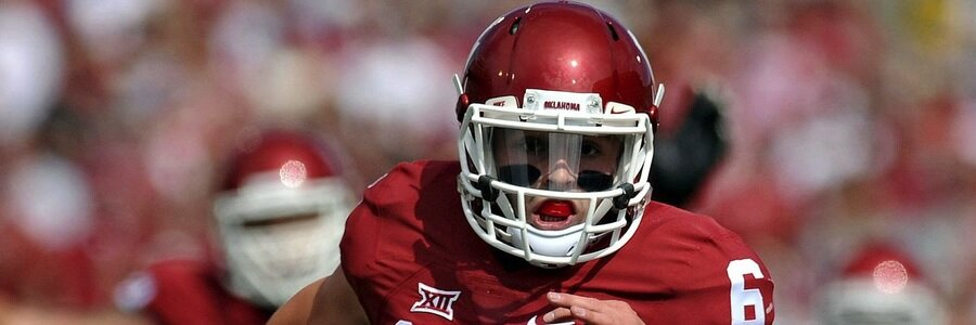 The Big 12 Championship Game Betting Lines look good for the Sooners.