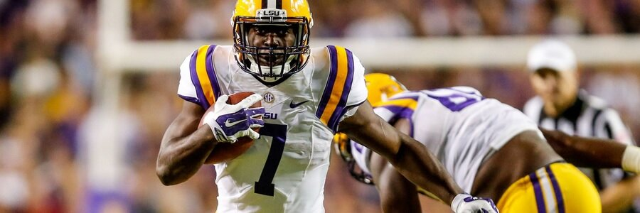 2016 College Football Schedule Expert Predictions For LSU
