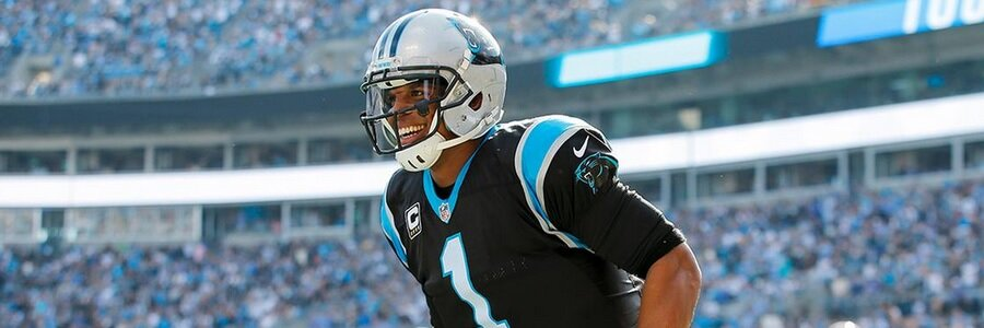 The NFL Week 3 Odds are good for Cam Newton and the Carolina Panthers.