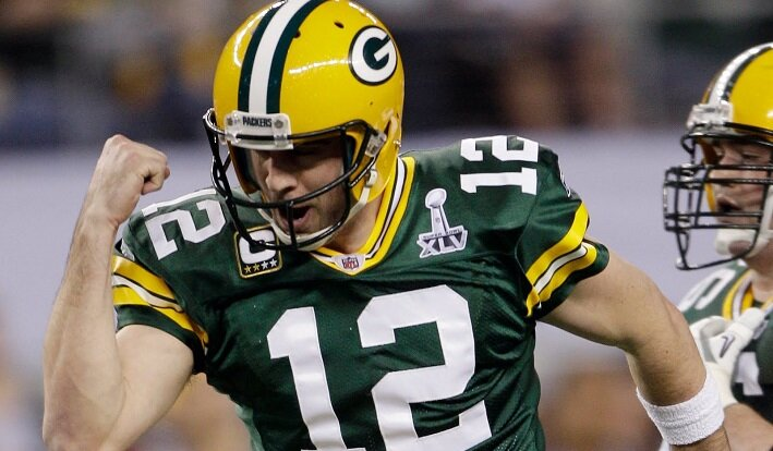 Aaron Rodgers Green Bay Packers 2015 NFL Season