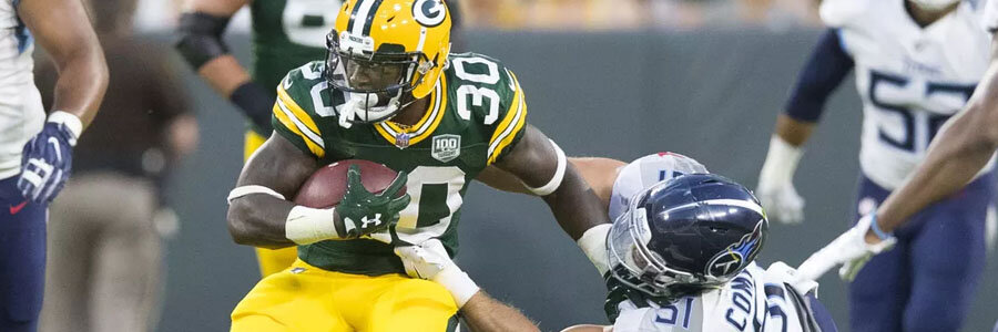 Cardinals vs Packers should be an easy victory for Green Bay.