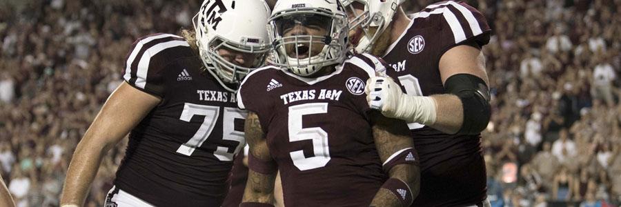 Kentucky vs Texas A&M NCAA Football Week 6 Odds & Analysis.