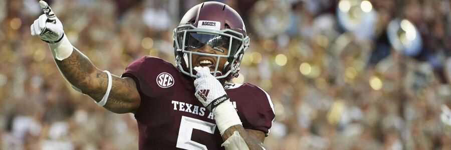 Clemson vs Texas A&M is one of the best NCAA Football Week 2 games.