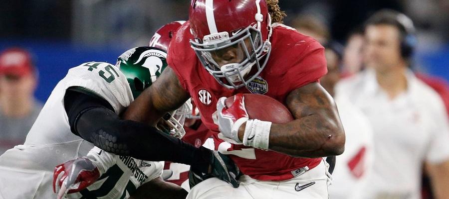 Alabama Crimson Tide Early Betting Lines