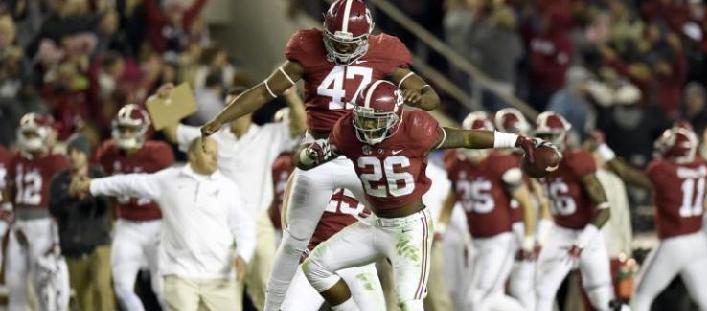 Biggest College Football Odds Games in 2015: Week 8-11 Picks
