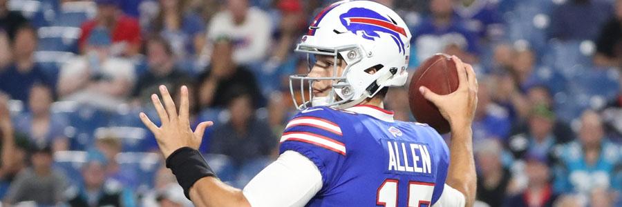 Bills vs Patriots NFL Week 16 Lines, Preview & Pick