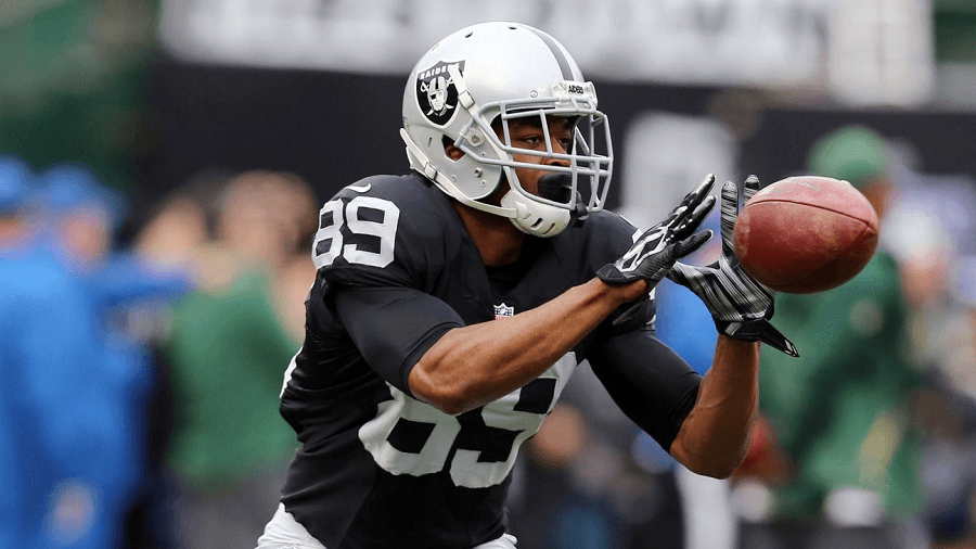 Amari Cooper had a stellar rookie season with the Raiders and earned a Pro Bowl nod.
