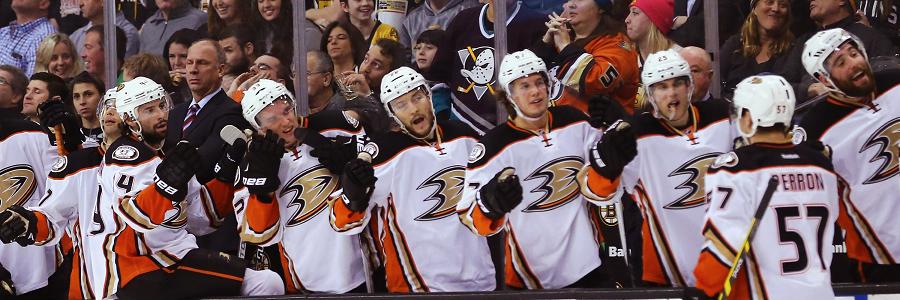 Anaheim Ducks NHL Betting Picks