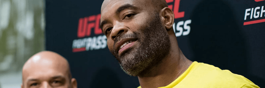 Anderson Silva wants to make his comeback vs Bisping one to remember.